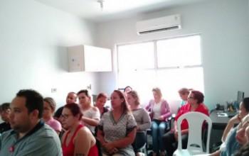 2ª SIPAT do Pronto Socorro Infantil de Goiânia